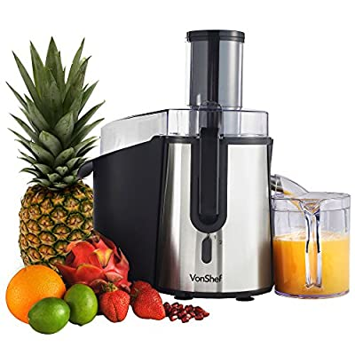 Vonshef 990 W Fruit Juicer