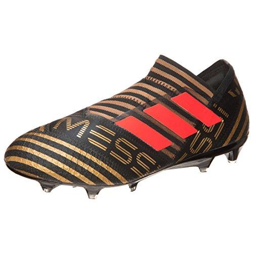 Adidas Scarpe Messi Nero Nero Fg Da Oro Nemeziz Solred Calcio 17 Tagome cblack Rosso Uomo rIr4nSB