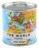 Extragoods The World Puzzle Magnets Englisch