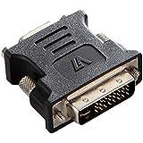 V7 J151669 Adaptateur DVI-I vers VGA M/F Noir