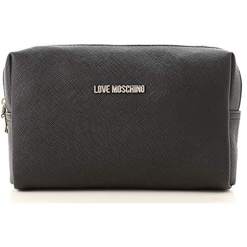 162e2e4e25 Love Moschino Women's Jc5390pp06lq0000 Black Faux Leather Beauty Case