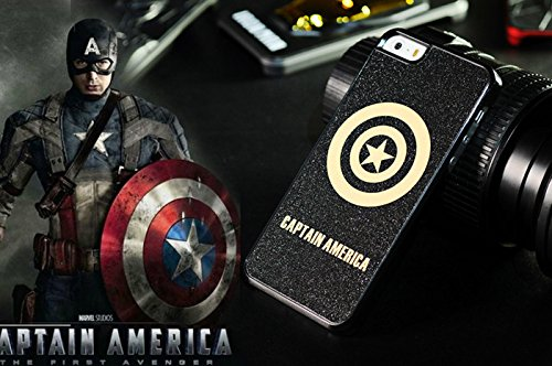 New Super Hero Spiderman Avengers etc. Hard Case für Apple iPhone 5/5S .5se & 5C, plastik, Superman, Apple iPhone 5/5S CAPTAIN AMERICA
