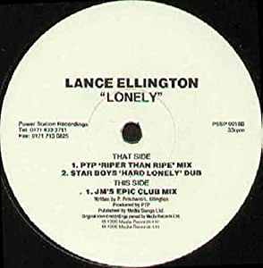 Lance Ellington - Lonly 96 - Scorpio