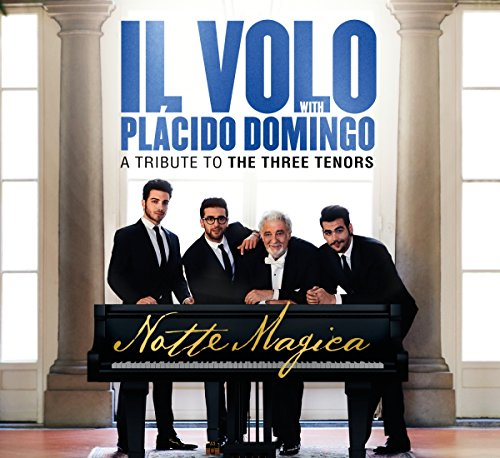 Notte Magica - A Tribute to the Three Tenors (Live) - 2CD+DVD Deluxe Version