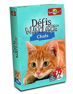 Défis Nature - 282642 - Chats - Bleu
