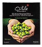 Oilalà - Bag In Box - Olio extravergine di oliva monocultivar Coratina, 100% Italiano, Puglia - 5 litri - Estratto a freddo