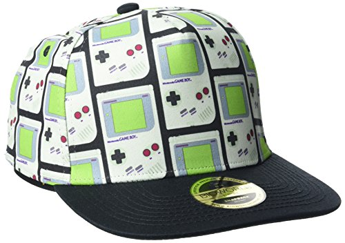 Nintendo Snapback Kappe Gameboy [Importación Alemana]