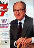 Telecharger Livres COUVERTURE ISOLEE DE TELE 7 JOURS No 1145 du 08 05 1982 ALAIN DECAUX LE RANCH DE DALLAS SE VISITE (PDF,EPUB,MOBI) gratuits en Francaise