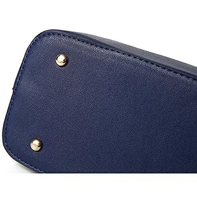 BYD - PU en Cuir Femme Sacs portés main Tote bag Sacs baguette Sacs bandoulière Handbag by Concepteur (Sweet Sa)