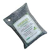 PROKTH Deodorante di bambù cleanAir 500g di carbone attivo Natural neutral neutralizzatore e air purifier bag per auto, cucina, bagno, camera da letto, guardaroba