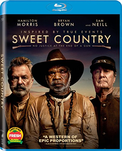 SWEET COUNTRY (2017) - SWEET COUNTRY (2017) (1 Blu-ray)