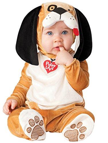 Puppy Love Kostüm Babys 6-12 Monate 18-23 Monate (Puppy Love Kostüm)