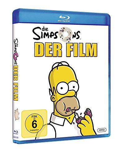 Die Simpsons - Der Film [Blu-ray]: Alle Infos bei Amazon