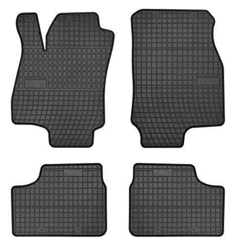 TN Profimatten Gummifussmatten Auto-Fußmatten Passform GO00000696A