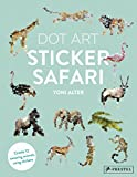 Dot Art: Sticker Safari