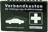 KFZ-Verbandkasten ÖNORM V 5101 Schwarz