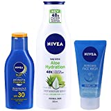 #3: Nivea Sun and Aloe Combo