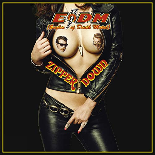 Zipper Down [Vinyl LP] - Eagle Electronics