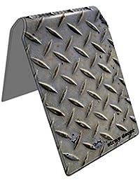 Stray Decor (Metallic Sheet) Étui à Cartes / Porte-Cartes pour Titres de Transport, Passe d'autobus, Cartes de Crédit, Navigo Pass, Passe Navigo et Moneo