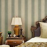 nonwoven dormitorio papel pintado/Americana a rayas de papel pintado/Sala de estar TV pared documento de antecedentes en el estudio-A