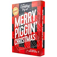 Snaffling Pig 2018 Pork Scratching Advent Calendar - Ultimate Pork Crackling Advent