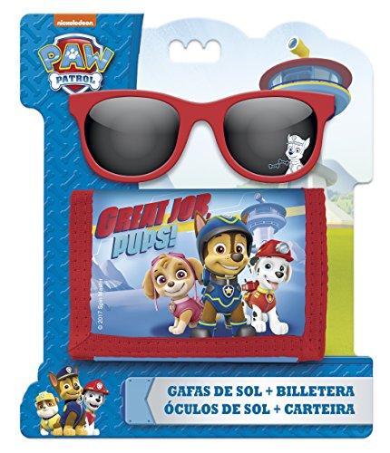 Paw Patrol–Set Sonnenbrille und briefttasche (Kids Euroswan kd-pw16242), UNICA (Kids Euroswan pw16242)
