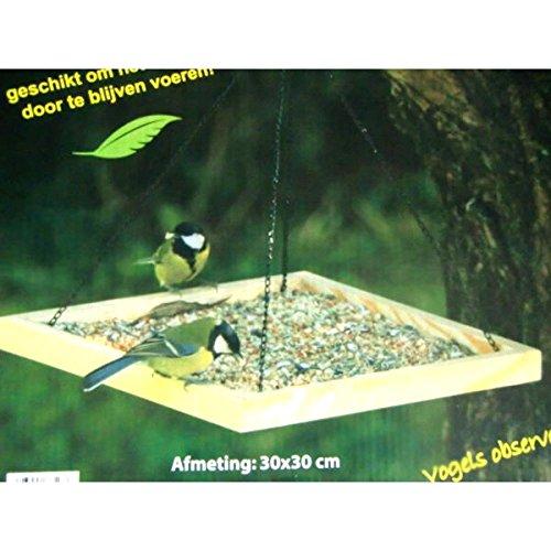 Vogelfutterstation Futterspender Futterstation Vogel Winter Vogelhaus Vogelfutter