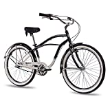 26' Zoll ALU BEACHCRUISER HERRENFAHRRAD CHRISSON SANDO mit 3 Gang SHIMANO NEXUS...
