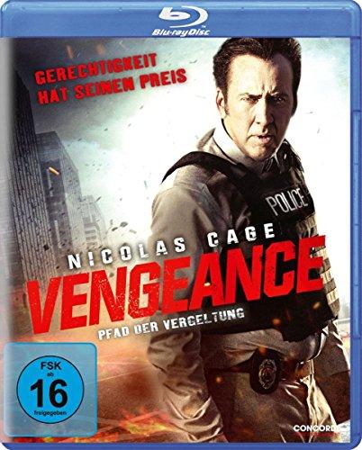 Vengeance - Pfad der Vergeltung [Blu-ray]
