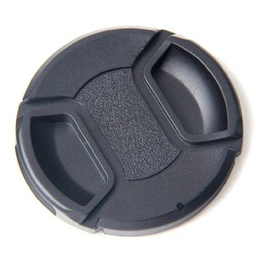 62mm Front Lens Cap (62mm Kappe Schutz-Deckel Objektivdeckel Abdeckung für Sony Canon Nikon)