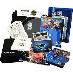 Padi Crewpack Divemaster - Version Officielle Ultimate 14 éléments - VF