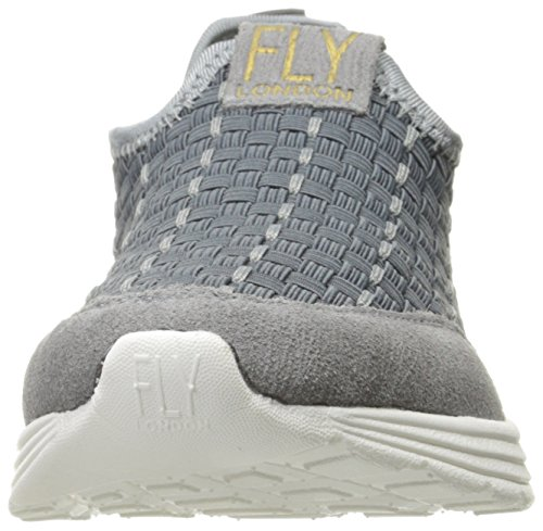 FLY London Damen Sati949fly Sneakers Grau (grey 002)