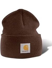Amazon.it  cappello - Marrone   Berretti in maglia   Cappelli e ... 1ff000b5dbab