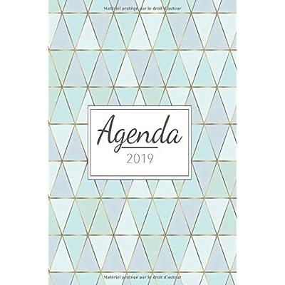 Agenda 2019: Calendar & Planificateur 2019 –  Agenda organiseur pour ton quotidien