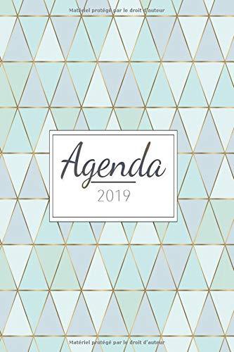 Agenda 2019: Calendar & Planificateur 2019 –  Agenda organiseur pour ton quotidien par Felissa