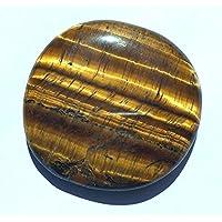 Tiger Eye Kristall Palm Stone–Palmstone/Reiki/Heilung Kristalle preisvergleich bei billige-tabletten.eu