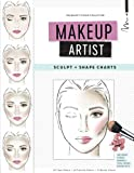 Makeup Artist Sculpt and Shape Charts