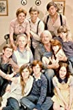 THE WALTONS 24X36 COLOR PHOTO POSTER PRINT