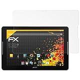 atFolix Schutzfolie für Acer Iconia One 10 (B3-A32) Displayschutzfolie - 2 x FX-Antireflex blendfreie Folie