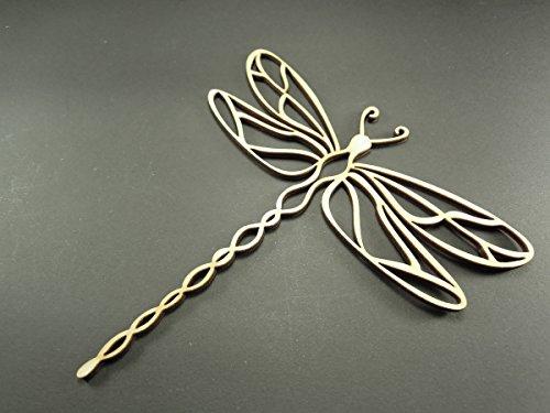 andedcrafts Holz Firefly für Crafts–Laser Cut 15x 15.35cm