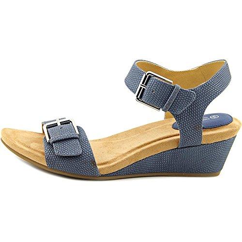 Giani Bernini Bryana Femmes Synthétique Sandales Compensés Jeans