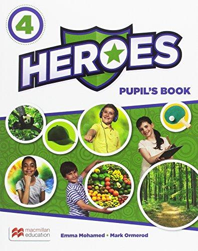 HEROES 4 Pb (ebook) Pk por Emma Mohamed