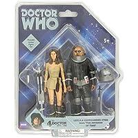 Doctor Who Invasion Of Time Leela & Commander Figurine Set