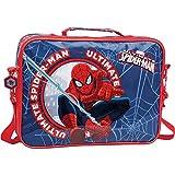 Cartella per la Scuola o il Tempo Libero Ultimate Spiderman Lunghezza 38 cm