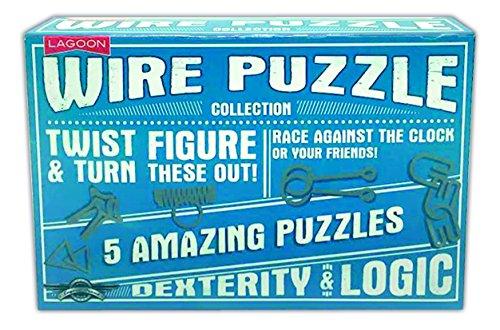 Lagoon 6453 Wire Puzzle