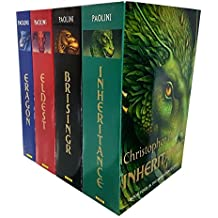 Christopher Paolini Inheritance 3 Books Collection Pack Set RRP: 23.97 (Erag...