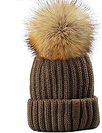 FURTALK - Ensemble bonnet, écharpe et gants - Fille c1d4dd82846