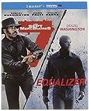 Les Sept Mercenaires + Equalizer [Blu-ray + Copie digitale]