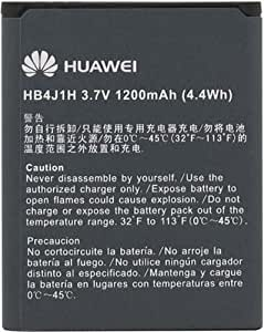 Huawei HB4J1H Lithium Ion Battery for T-Mobile Comet - Original OEM - Non-Retail Packaging - Black