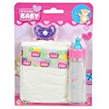 Simba 105562487 - New Born Baby First Nursing Babyflaschen Set